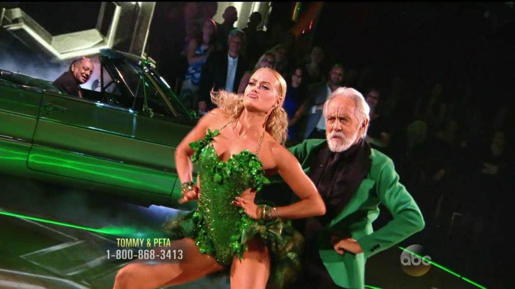 tommy chong dancing with the stars abc marijuana weed cannabis hbtv hemp beach tv