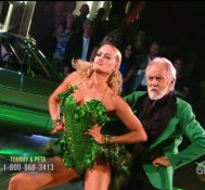 Tommy Chong says Dancing With the Stars Won't Allow Him to Show Pot Leaves or Bongs