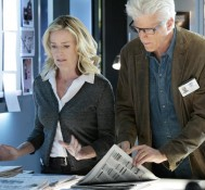 CSI Show grabs from headlines and team investigates murder at medical marijuana shop