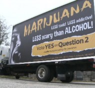 Marijuana legalization proponents take message to the streets