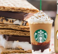 Starbucks Announces S'mores Frappuccinos Starting 4/20